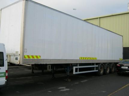 Fruehauf Box Vans – CVRT Tested